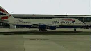 British Airways ⎮ London - Nairobi [FS2004]