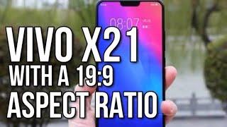 VIVO X21 REVIEW | With Under Display Fingerprint Sensor and 19 : 9 Aspect Ratio