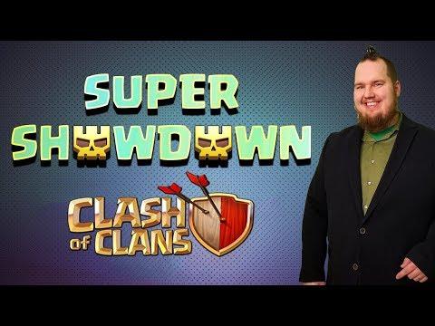 SUPER SHOWDOWN! - Clash Of Clans