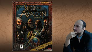 """Gaming History: Siege of Avalon """"The immersive episodic RPG"""""""