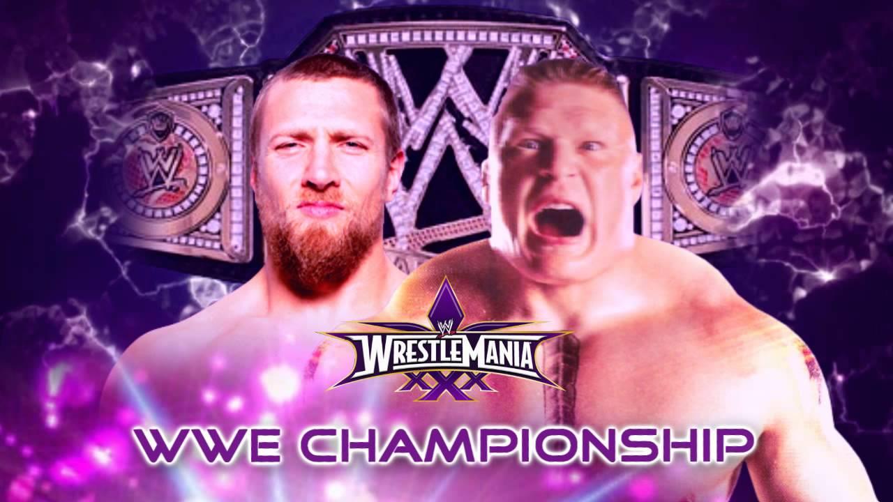 Wrestlemania 30 - Daniel Bryan vs Brock Lesnar - YouTubeDaniel Bryan Wrestlemania 30 Wallpaper