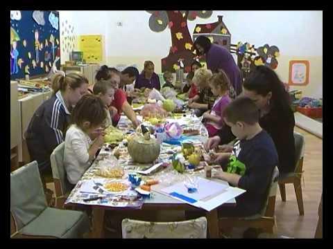 Vrtić Čestereg - Kreativna radionica (plodovi jeseni) 09.10.2014.