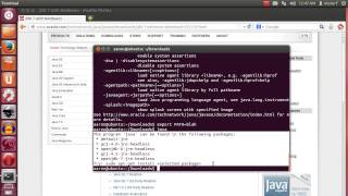 How to install Netbeans and the Java JDK on Ubuntu (Linux)