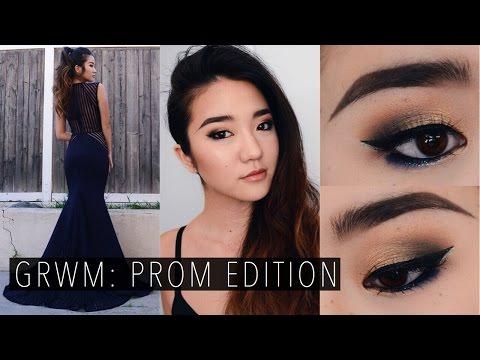 grwm:-prom-edition!- -april-2016
