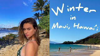 "What ""Winter"" is like in Hawai'i  (vlog)"