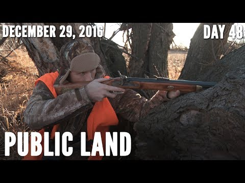 Public Land Day 48: Hunting Standing Corn | Midwest Whitetail