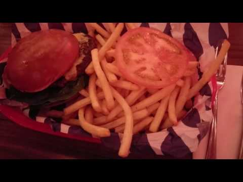AMERICAN DINER IN MANCHESTER AWESOME FOOD BABY RIBS BURGERS HOT CHICKEN WINGS MEATBALLS POTATO SKINS