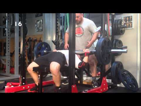 The 100kg or 225LB Benchpress Challenge