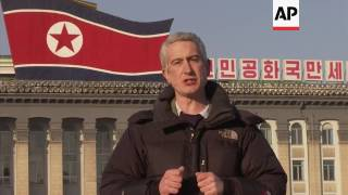 AP reporter on NKorea's first missile test in 2017