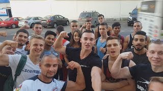Mistrzostwa Świata Street Workout  - VLOG Moskwa 2017 (World Championship)
