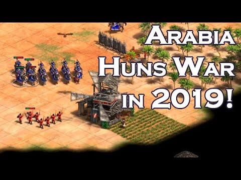 1v1 Arabia Huns War In 2019!?   Vs MbL