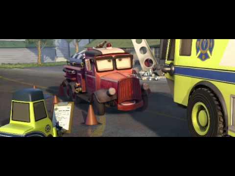 Disney's Planes: Fire & Rescue - Trailer #3 - In CInemas 11 September