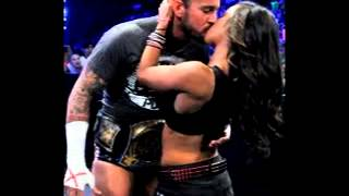 How Many Guys Has AJ Lee Kissed?