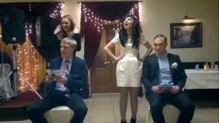 Стриптиз на свадьбе, Мишель и Артём