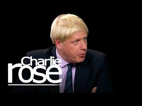 Boris Johnson | Charlie Rose