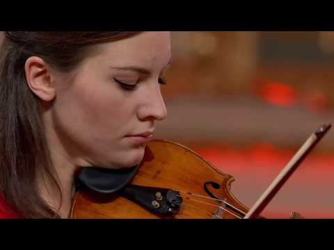 Celina Kotz (Poland) - Stage 1 - International H. Wieniawski Violin Competition BINAURAL