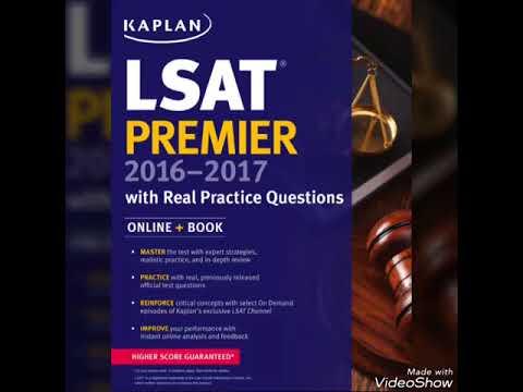 Best lsat prep books 2018 top lsat books youtube best lsat prep books 2018 top lsat books malvernweather Gallery