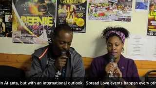 DJ Kemit & Lady Aishah Felabration Interview at Love Ultra Radio