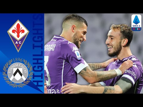 Fiorentina Udinese Goals And Highlights