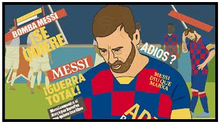 Lionel Messi: Where Could He Go?