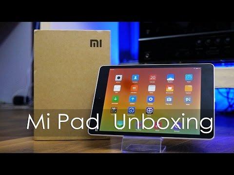 Xiaomi Mi Pad Review Videos