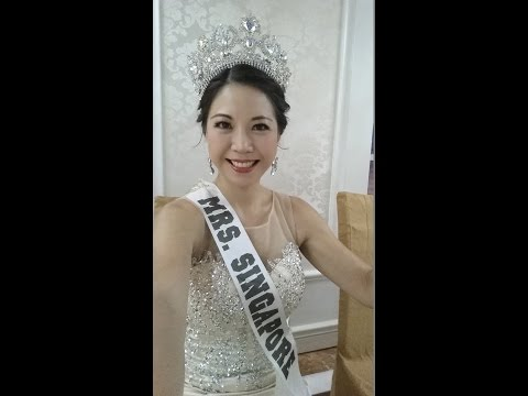 Mrs Singapore Globe 2014 - Amazing journey and Memories of a Lifetime