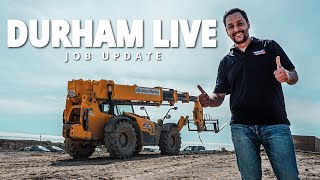 Durham live and pickering casino job update for october 2019 find out about the latest news updates surrounding construction of - pickeri...