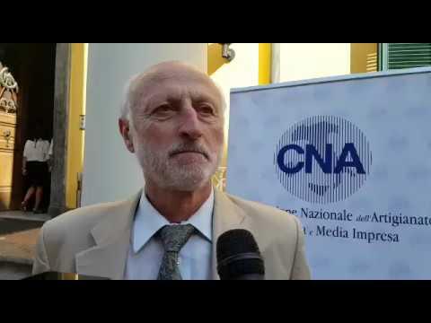 Agenzia Dire. Vaccarino all'Assemblea elettiva di CNA Napoli, Benevento e Caserta