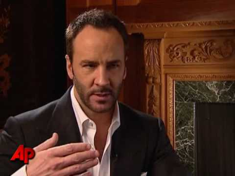 Tom Ford Singled Out for Oscar Buzz