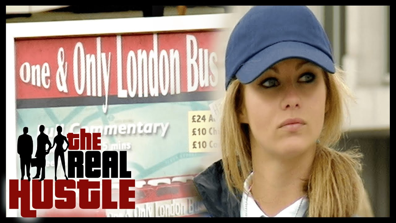 London Bus Tour Scam | The Real Hustle