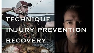 Interview with Archery Strong's Christian Williams on Proper Form, Injury Prevention and Recovery