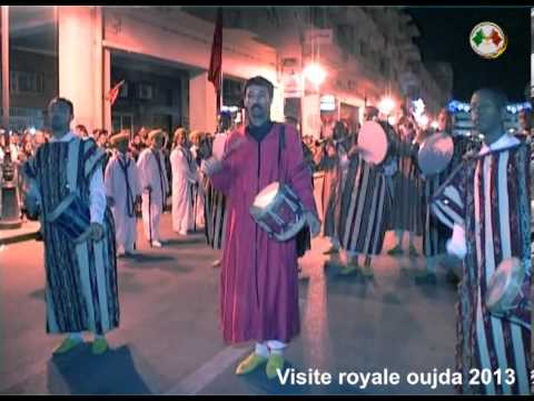 visite royale oujda 2013