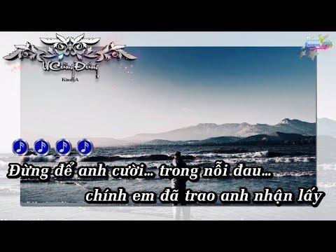 Ừ Cũng Đúng - KindyA Karaoke