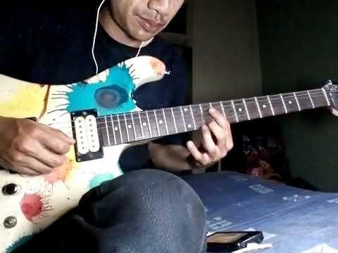Guitar Cover Dunia Cinta (Nicky Astria)