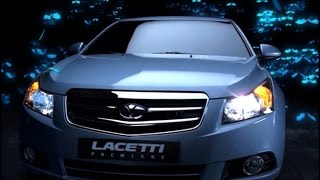 Daewoo Lacetti Premiere 2008 Videos