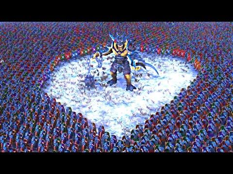 MOST POWERFUL UNIT IN UEB! (Ultimate Epic Battle Simulator)