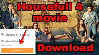 How to download Housefull 4 Full Movie In hindi 2019 || Housefull 4 Movie Download Kaise Kare