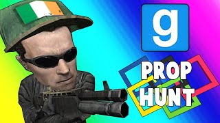 Gmod Prop Hunt Funny Moments - Winter Olympics, Vanoss Style! (Garry