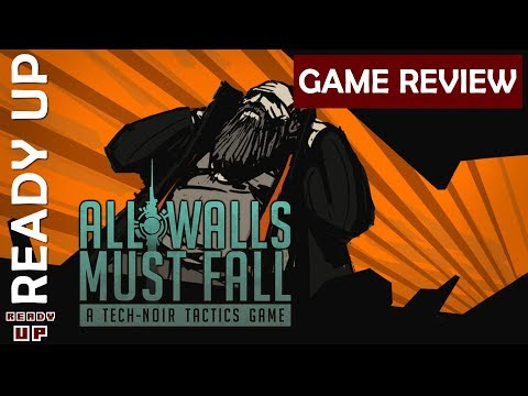 All Walls Must Fall Game Review| A NEVER ENDING COLD WAR