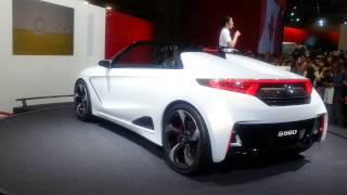 Honda S660 Concept 2013 Videos