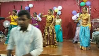 Manavalan varaporaru  Dance by JMFGC Girls 