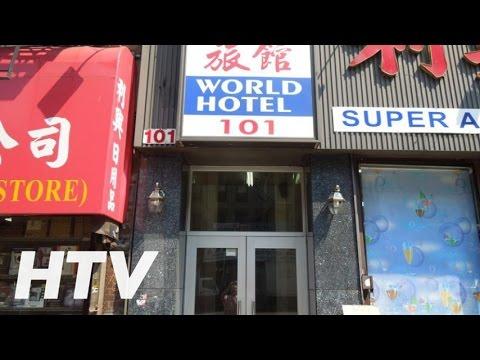 World Hotel en New York