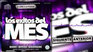 12. Los Exitos Del Mes 2015 (Dj Genis & Dj Picasen) (Reggaeton Electro Latino Mambo)