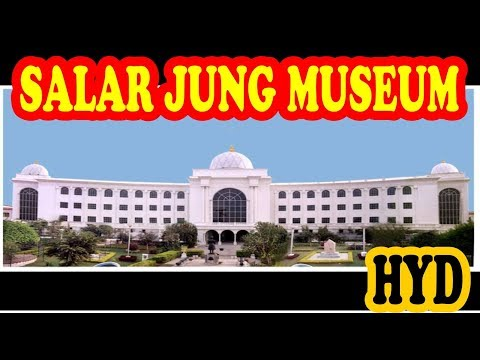Hyderabad Ki Shaan Amazing Salarjung Museum - Categorised Full