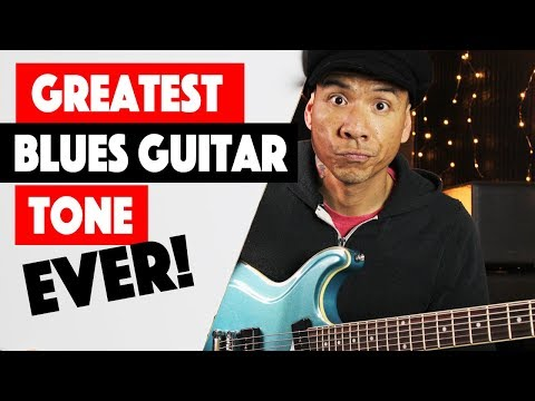 Greatest Blues Guitar Tone Ever With These 2 Pedals! Guitar Tips - Tutorial - Gear