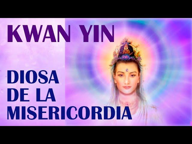 Maestra Kwan Yin - Diosa de la Misericordia