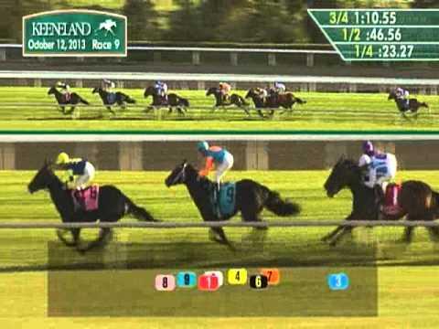 (10/12/2013) Keeneland Race 9 Queen Elizabeth II Challenge Cup S.