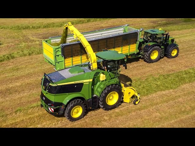 John Deere 9000 Series Product Video