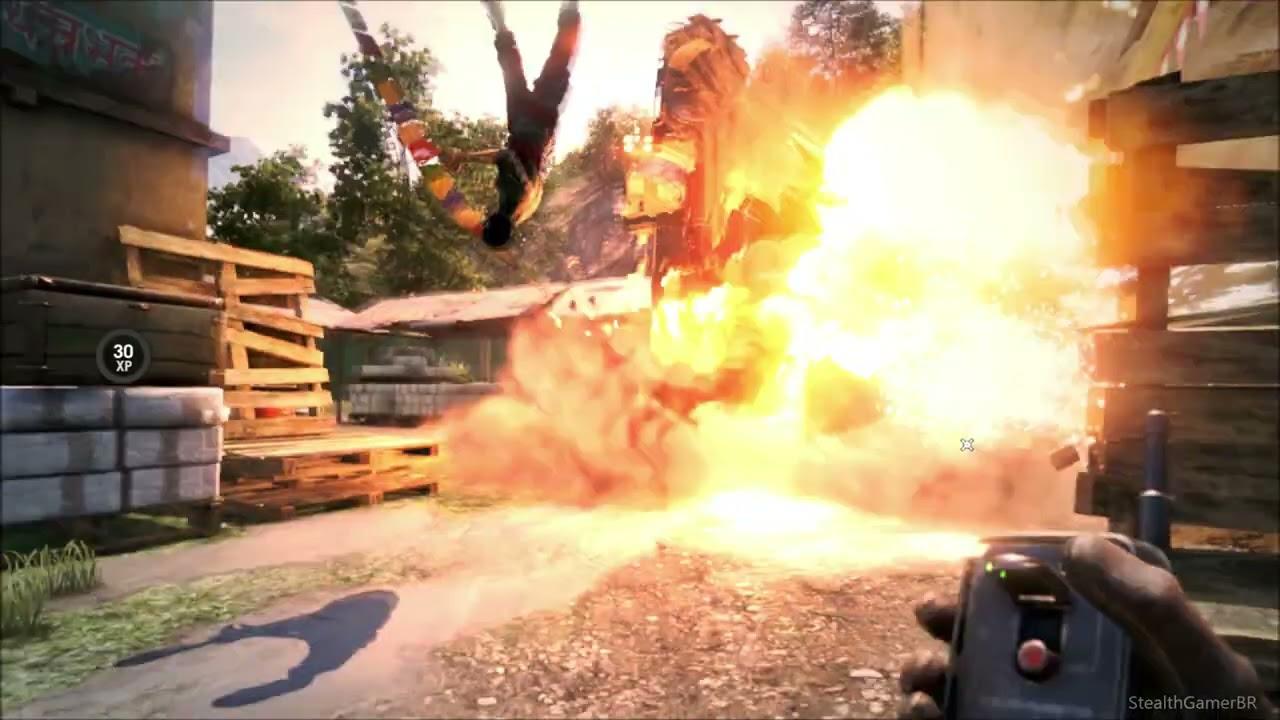 My Best Kills in Far Cry