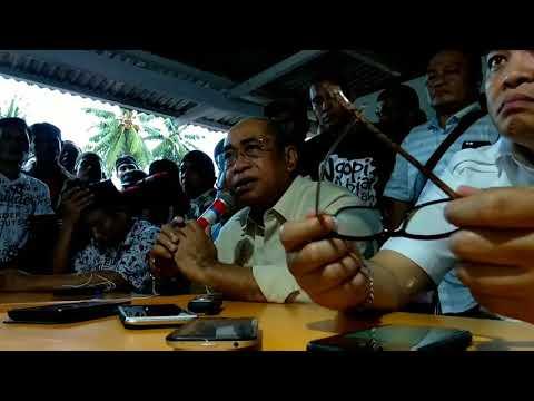 Adhan Dambea Akui Kekalahan Dari Marten Taha II Pilkada Gorontalo 2018